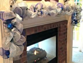 deco decorations christmas garland deco mesh garland mantel decoration