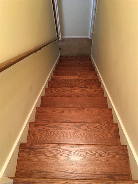 massanutten restort stairs in pro floor stain pro image