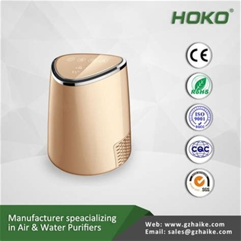 air purifier for office desk household desk top air purifier for office or bedroom