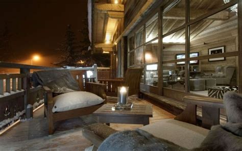 chalet grand roche  jewel   french alps complete