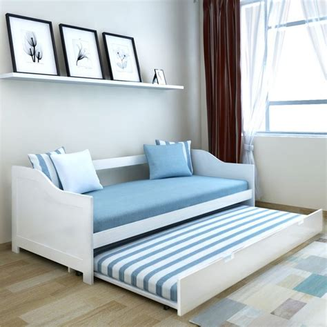 bedroom single sofa the 25 best white wooden single bed ideas on pinterest