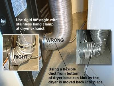 cost to install laundry dryer vent the hidden danger article written by bob