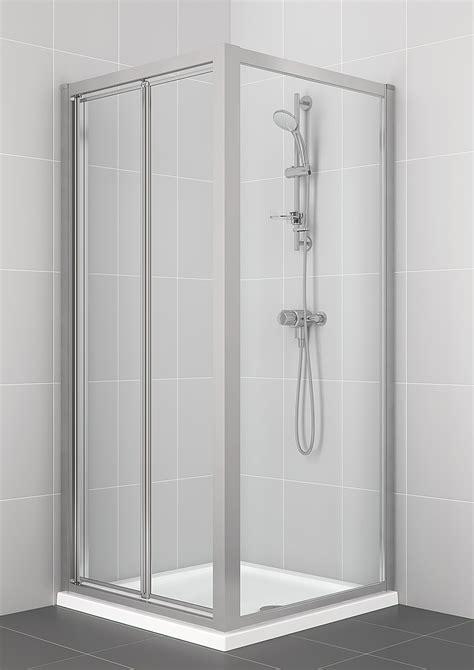 800mm Bifold Shower Door Ideal Standard Connect 800mm Bifold Shower Enclosure Door