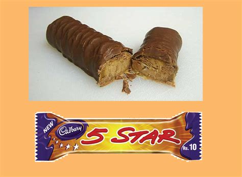 Top 5 Candy Bars 5 Star Adblog An Advertisement Plus Blog