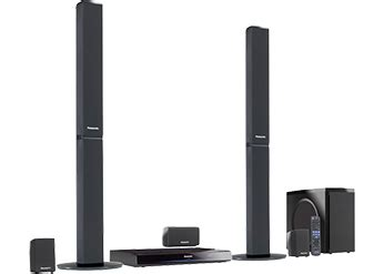 panasonic sc pt580 dvd home theater system with ipod dock
