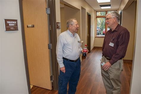 St Francis Hospital Detox Center by Osf St Francis Hospital Holds Open House At Its New