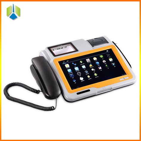 New Arrival 178 10 1 new arrival 10 1 inch touch screen pos machine with printer and 2d code scanner support various