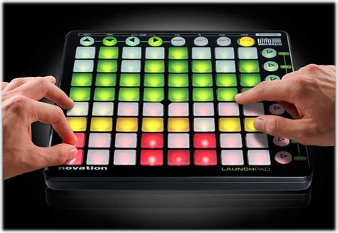 amazon com novation launchpad ableton live controller