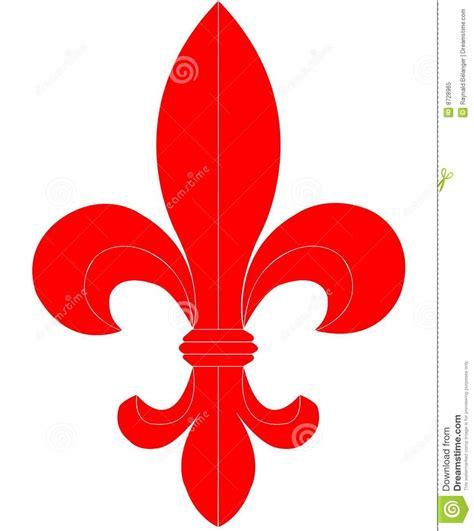 Acadian Floor Plans fleur de lis royalty free stock photo image 8728965