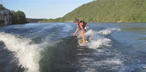 can you wakesurf behind any boat top wakesurf schools in the usa boarders magazine