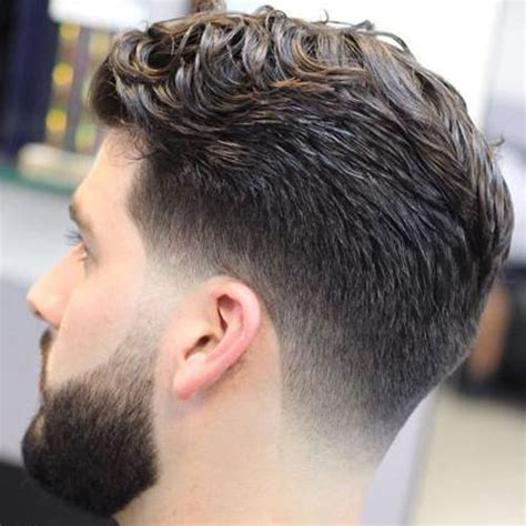 Long Hair With Low Fade | taper fade haircut types of fades 2018