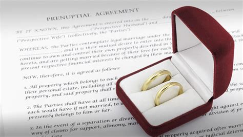 How Would You Draft Your Prenup by Pre Nuptial Post Marital Agreements Bohm Wildish