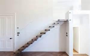 freistehende treppe schwebende und freitragende treppen sillertreppen
