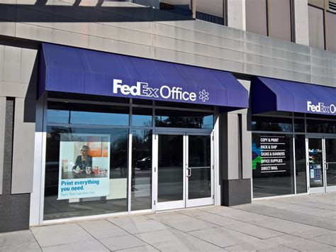 Irs Office In Houston by Fedex Office Print Ship Center In Washington Dc