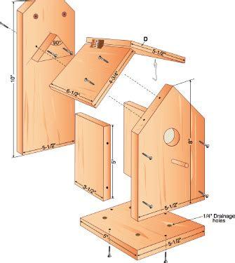 wren bird house designs wren house project birdhouses pinterest