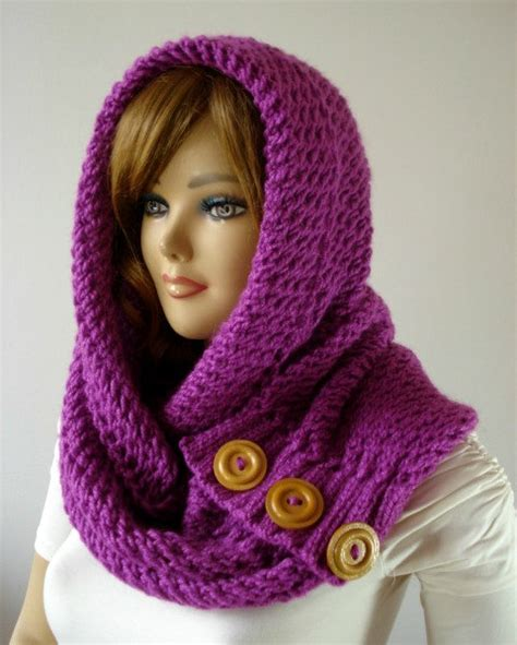 knitting pattern hooded cowl hooded cowl knitting pattern knit hooded scarf pattern