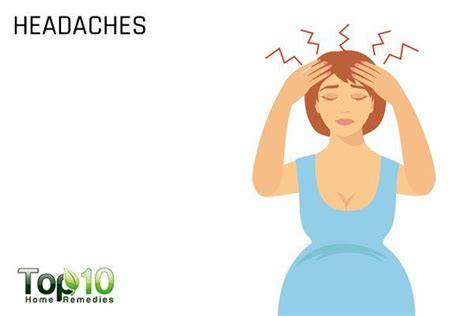 headaches mood swings 10 pregnancy symptoms that you should not ignore page 2