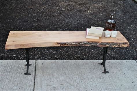 live edge coffee table elm american elm live edge coffee table with original