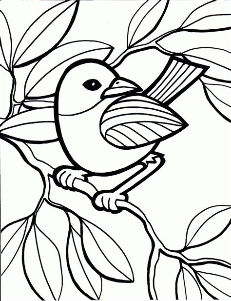 bird design coloring page fresh coloring pages of birds inspiring colori 2988