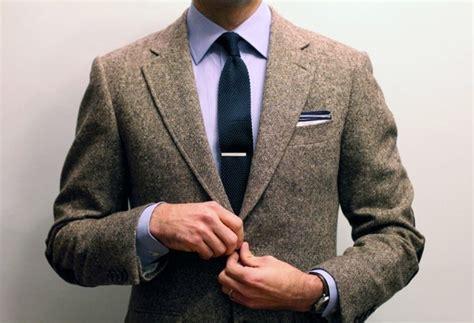 how to wear a tie bar he spoke style