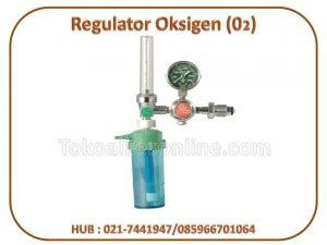 Regulator Oksigen Regulator O2 regulator oksigen o2 toko alat kesehatan