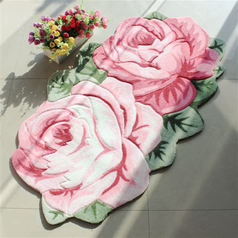 Popular Flower Shaped Rugs Buy Cheap Flower Shaped Rugs Flower Shaped Area Rugs