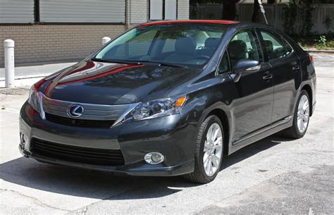 lexus hs 250h 2010 lexus hs 250h information and photos zombiedrive