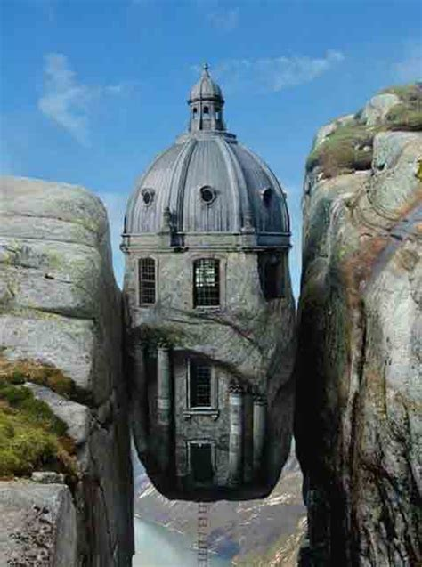 Bizarre Houses by Weird Houses Around The World