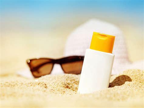 Tabir Surya gejala 4 bahan kimia penyebab alergi tabir surya