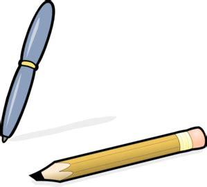 Pen Paper Joyko Trigonal Clip No 1 pen pencil clip at clker vector clip royalty free domain