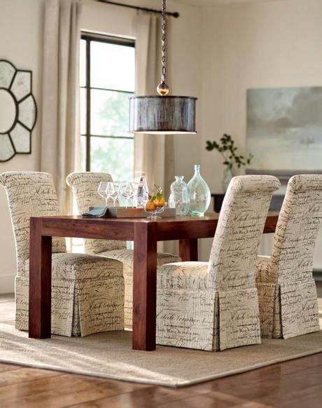 fundas de sillas  renovar nuestro comedor paperblog