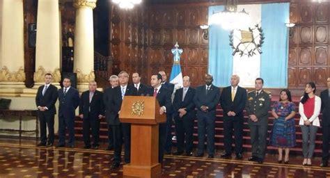 pagina de jubilados del estado de guatemala ejecutivo solicita pr 243 rroga del estado de sitio en