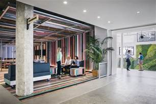 Office Lobby Design Ideas a tour of airbnb s new san francisco headquarters