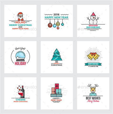 Free And New Year Card Templates by 32 New Year Greeting Card Templates Free Psd Eps Ai