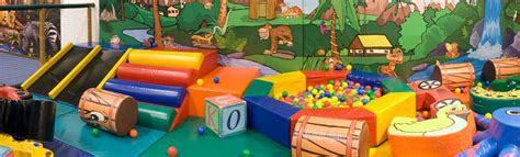 Toddler Commercial Indoor Toddler Playground Equipment