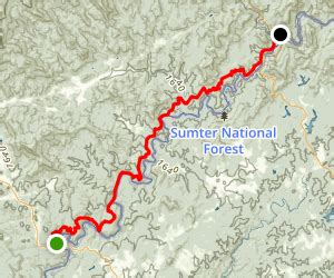 chattooga river trail georgia | alltrails