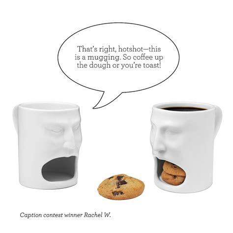 cookie face cool coffee mug best coffee mugs face mug cookie mug funny coffee cup uncommongoods