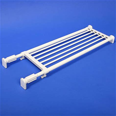 expandable tension rod shelf heian shindo kogyo tension