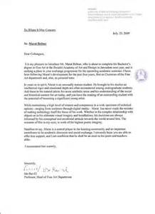 For employment the effective medical school letter of recommendation