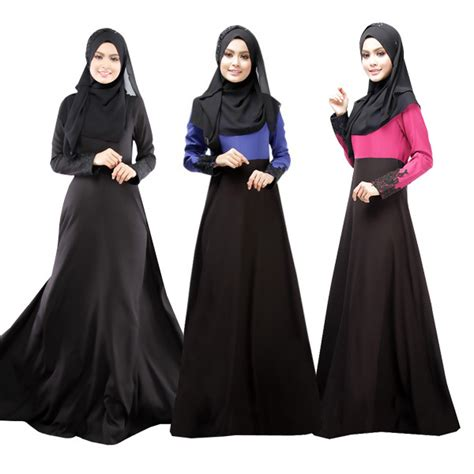 long dress muslim women clothing 2016 fashion muslim girl dresses malaysia long dress