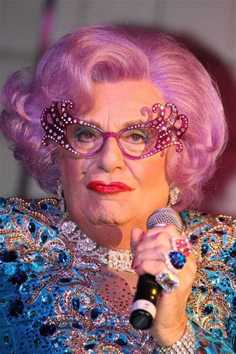 Dame Edna Gets Melbourne Named After by 1st Name All On Named Edna Songs Books Gift