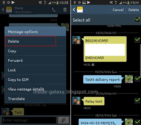 Samsung Messages How To Open Multimedia Messages On Samsung Galaxy S4 Crowacb
