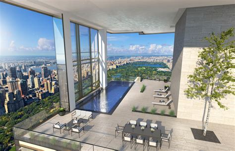 Residential Floor Plans by 36 Central Park South Ajsny