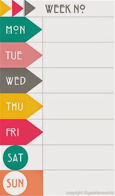 printable calendar diary best 25 weekly planner ideas on pinterest weekly