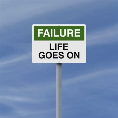 failure: why taking risks and failing is the path to