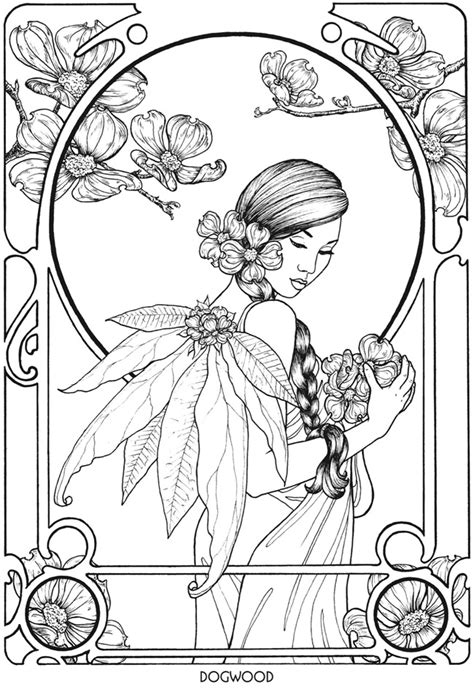 dover coloring books for sale floral fairies coloring book dover publications sle