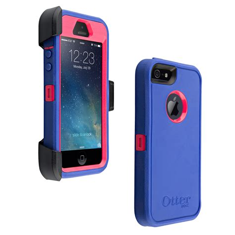 otterbox defender series for apple iphone se 5s 5 ebay