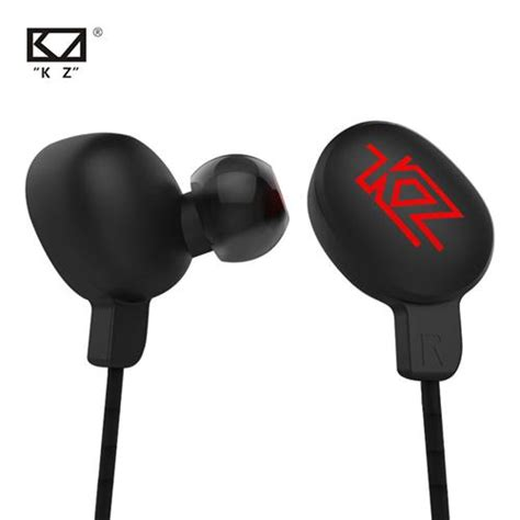 Microphone Wireless Krizer Kz 966 Original kz hdse bluetooth csr4 1 sports earbuds with dual stereo mic black