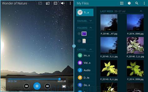 Samsung Tab Multi Window samsung galaxy tab s 10 5 review zooboo