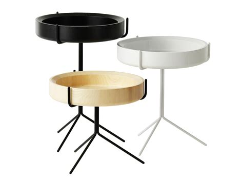 Drum Side Table Buy The Swedese Drum Side Table At Nest Co Uk